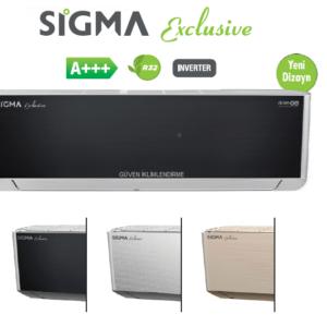 SGM09INVDMV Sigma Exclusive Seri 9.000 Btu klima