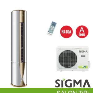 SGM24INVSMA Sigma inverter Salon tipi klima 24.000 Btu