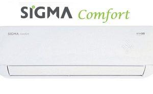 SGM09INVDMS Sigma 9.000 Btu Klima