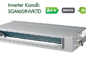 SGM60INVKTD Sigma 60.000 Btu Kanal Tipi inverter klima
